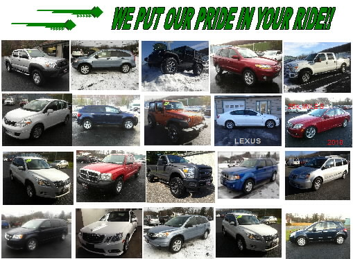 Dalton Auto Express sells used cars, trucks and SUVs in Dalton MA